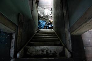 Stairs by scott0002