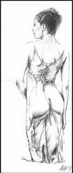 Laetitia Casta by figmentum