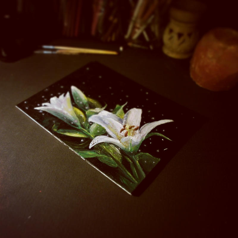 Lily by FataVictoria