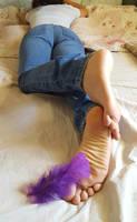 Feather Tickling Part 1 by lightxyz