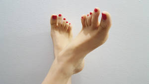 Red Nails by lightxyz