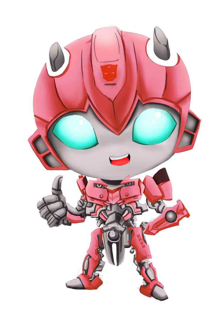 pinkBumbleBee by chrisKid
