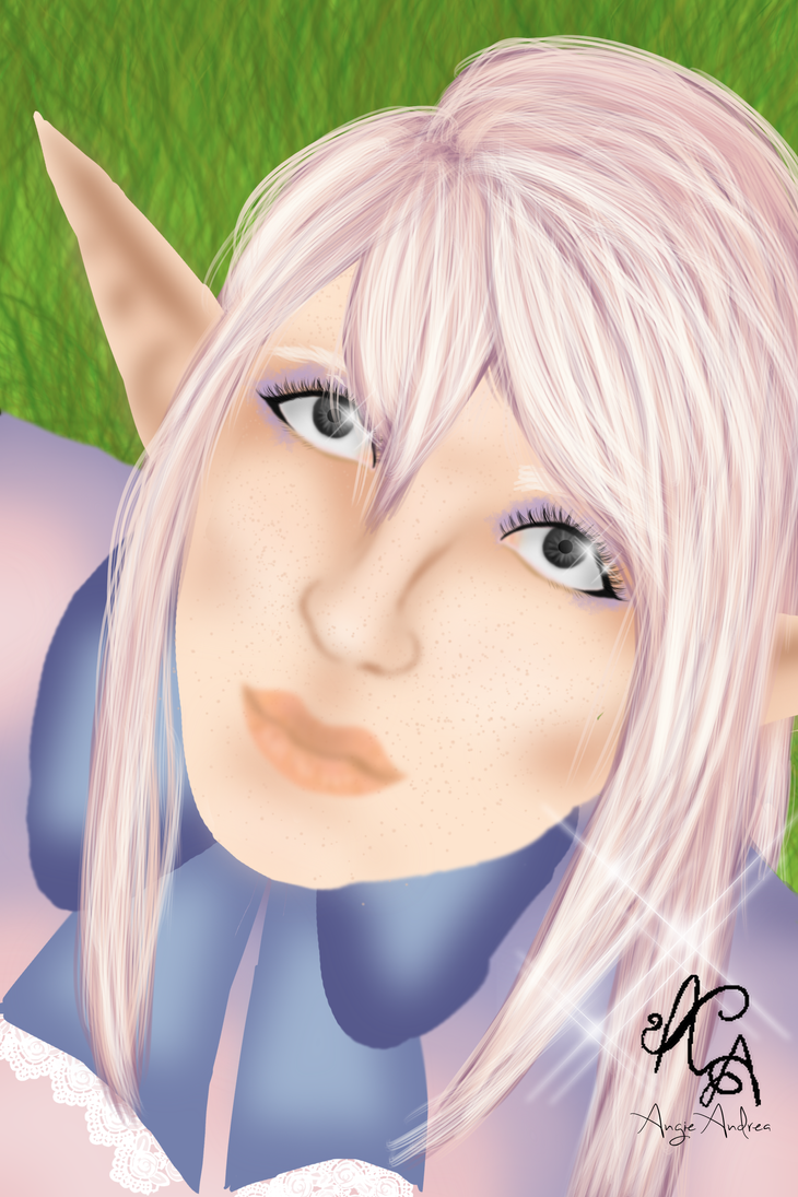 Ellyn Contest Entry by Angie-Andrea