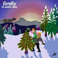 FIREFLY Kaylee Christmas Tree by scruffyzero