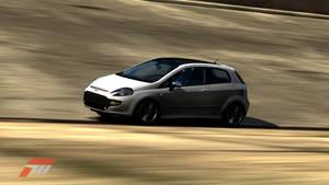 Fiat Punto Evo Sport - Forza 3 by Zavorka