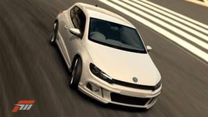 VW Scirocco GT - Forza 3 by Zavorka
