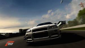 Nissan Skyline - Forza 3 by Zavorka