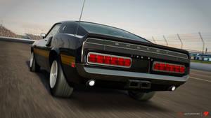 Shelby GT500 - Forza 4 by Zavorka
