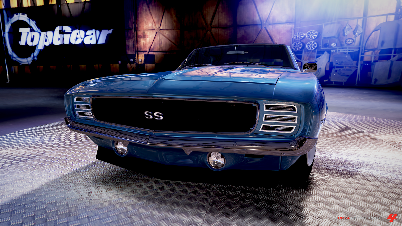 Camaro SS 1969