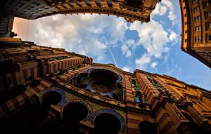 Jubilee Synagogue - Prague by Zavorka