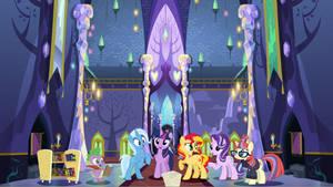 El Club de la Lectura de la Princesa Twilight S. by Albertlopez1830
