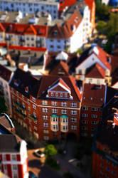 Miniature Hamburg by Mako77