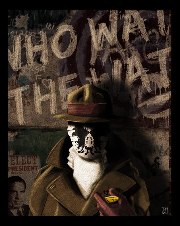 Rorschach by TonyGanem