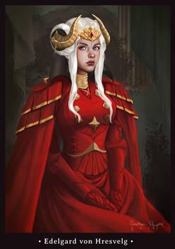 Empress Edelgard von Hresvelg