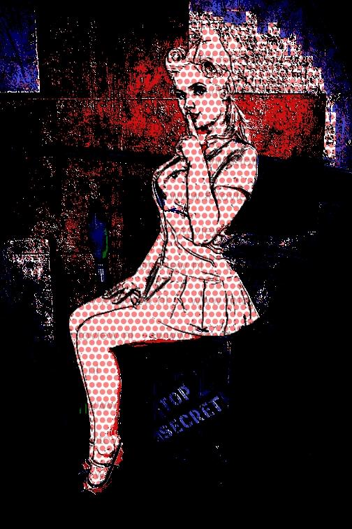 Penny Von Luck by lulu-warhola