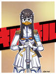 Satsduckee Kiryuin from Kill Duck Kill