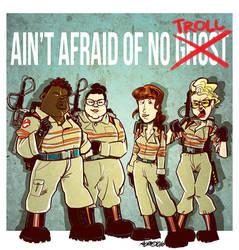 Ain't afraid of no ghost by albonet