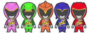 Additional Dino Charge Ranger