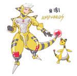 #181 - Ampharos