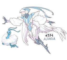 #334 - Altaria