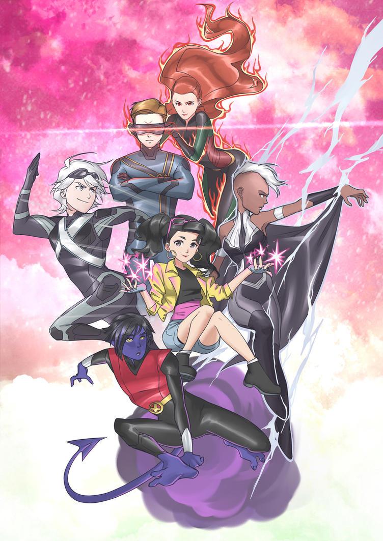 X Men Quicksilver Movie X-men Apocalypse by Ly...