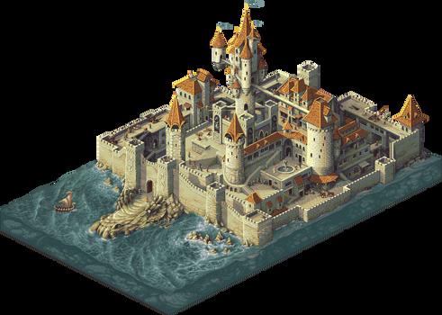 iso castle by fool