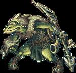 Old age mutant ninja turtle