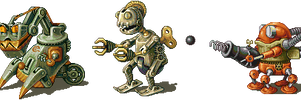 Toybots
