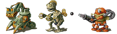 Toybots by fool