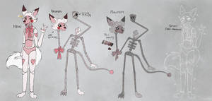 Mangle/Vixie Timeline