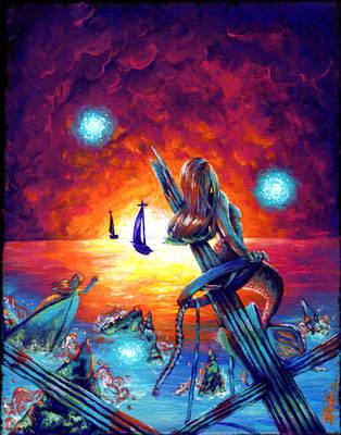 Siren's Call by indigowarrior