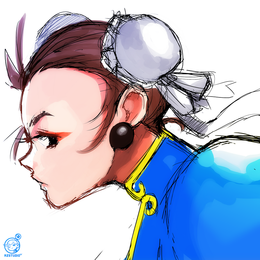Quickie 1 - Chun Li by RZSTUDIO