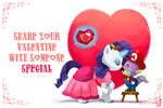 Happy Valentines - Pony/mario edition