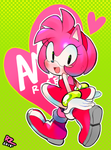 Amy Rose (MERCH Available)