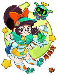 Honeydew Mei