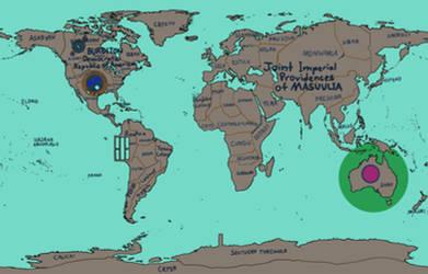 World Map - Seventh World