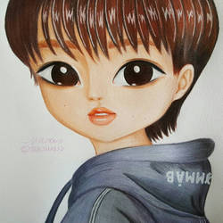 NCT's Taeil by traumxnd