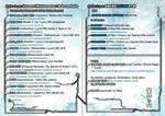 Flyer Clack the noise page 2+3