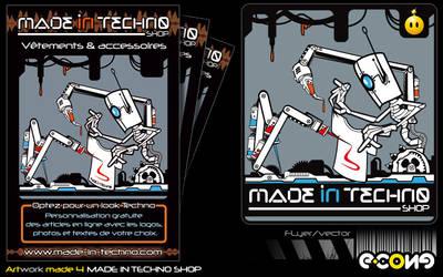 Made in techno by e-cone