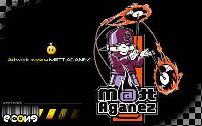 Matt Aganez by e-cone by e-cone