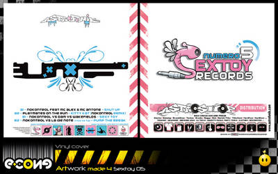 Cover Sextoy 05 by e-cone