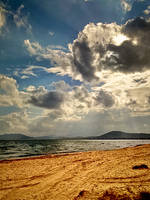 Aegian Sea by panos-gr