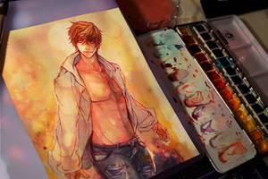 ::Akito:: by ChoKohara