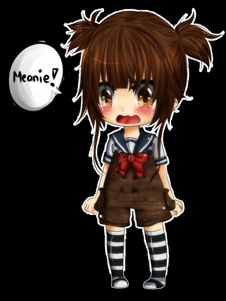 M-meanie! by StarBunniie
