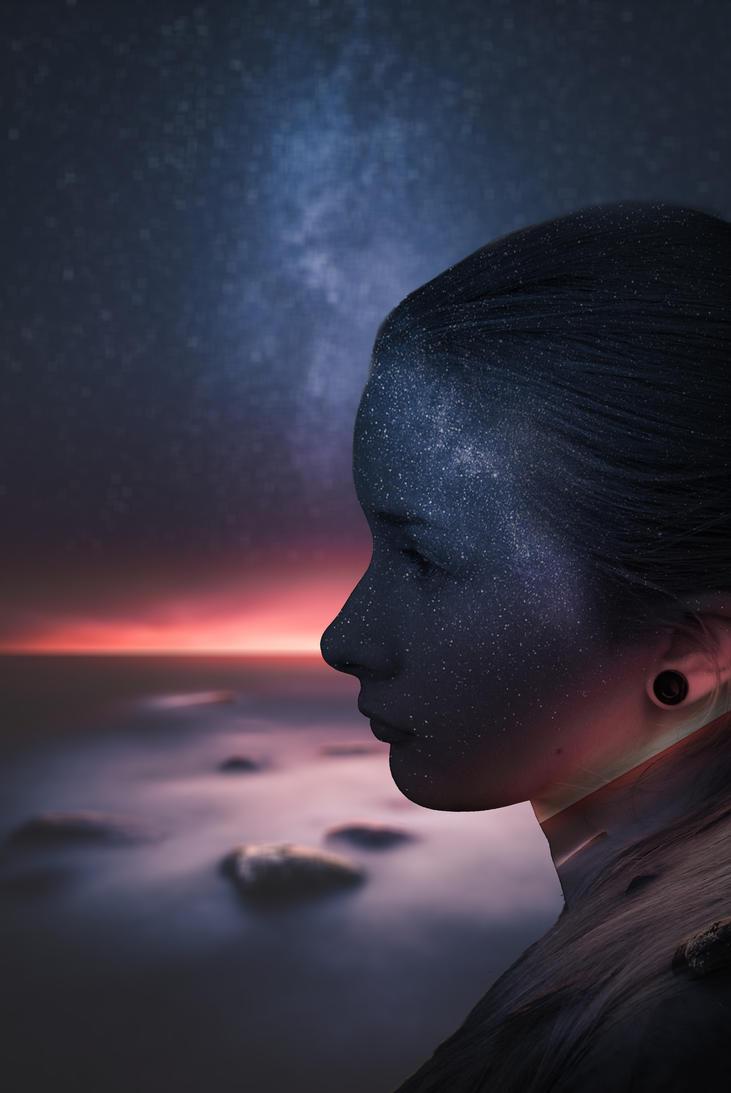 Galaxy by satanek10