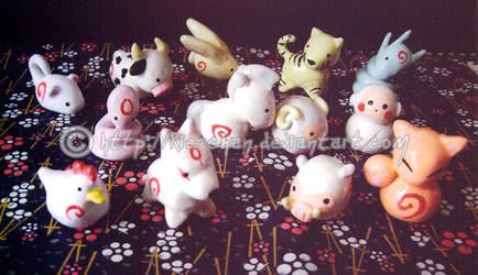 Okami : zodiac by Kie-chan