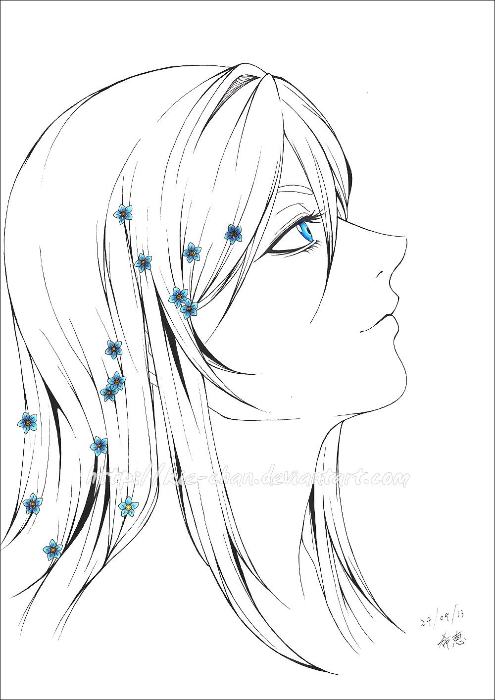 Remember Me by Kie-chan
