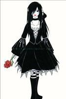 Yume - Gothic Lolita by Kie-chan