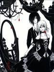 Takuya + Kokoro : Gothic theme