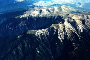 Mount Olympus by dgheban